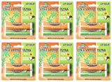 Royal SunFrog - Surfer's Choice | Sun & Soothe Lip Balm (6 Ultra Lip Balm SPF 30) & (6 Coconut Soother) - 12 total tubes