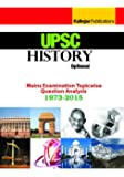 UPSC IAS Mains : History Categorised Papers 2015