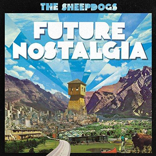 Album Art for Future Nostalgia by Sheepdogs