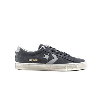Homme Converse All Star Baskets | PRO LEATHER VULC OX Blanc | Altix Solutions