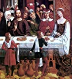Master catholic Kings The Marriage at Cana (detail) - 20'' x 25'' 100% Hand Painted Oil Painting Reproduction