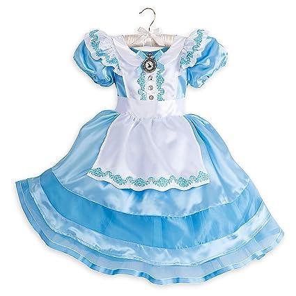 Disney Alice Classic Costume Kids - Alice in Wonderland 4  sc 1 st  Amazon.com & Amazon.com: Disney Alice Classic Costume Kids - Alice in Wonderland ...