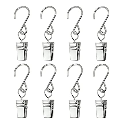 Super Amazon Com Guangtoul Party Light Hangers Hook Rings 30 Pack Wiring 101 Vieworaxxcnl