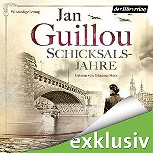 Schicksalsjahre (Die Brückenbauer 4) Audiobook