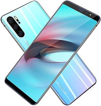 Oumij Teléfono Celular Desbloqueado, P31 Pro Smartphone 6.1