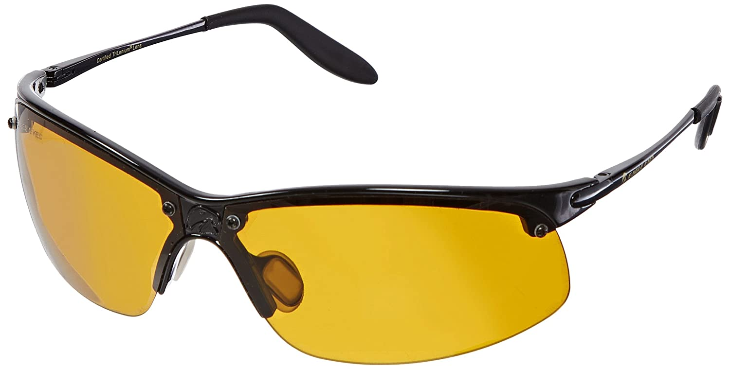b5518a7b6a Amazon.com  Eagle Eyes Polarized Sport Sunglasses - The PanoVu Style   Clothing