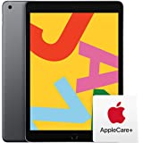 Apple iPad (10.2-Inch, Wi-Fi, 128GB) - Space Gray (Previous Model) with AppleCare+ Bundle