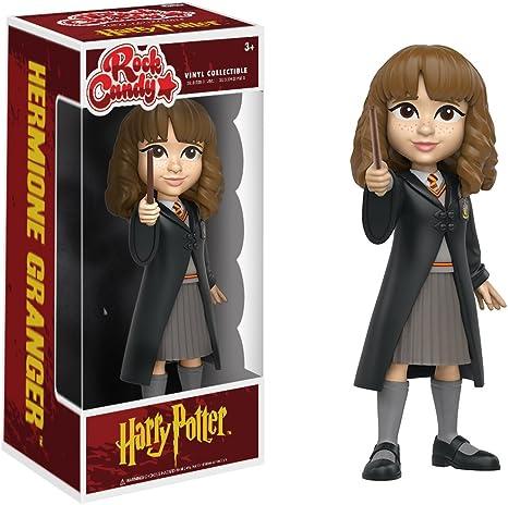 Funko 14071 Harry Potter 14071 Hermione Granger Rock Candy Figure, Multi Colour
