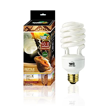 Lucky Herp Reptile Uvb Compact Fluorescent Lamp