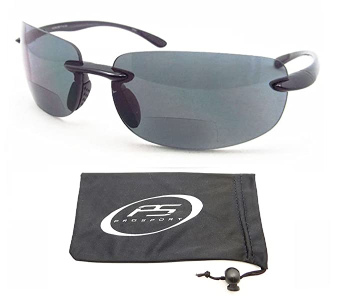 Amazon.com: Bifocal anteojos de sol Marco para hombres y ...