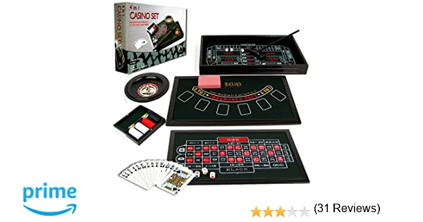 Trademark poker 4-in-1 casino game table 50 lions pokies slot machines