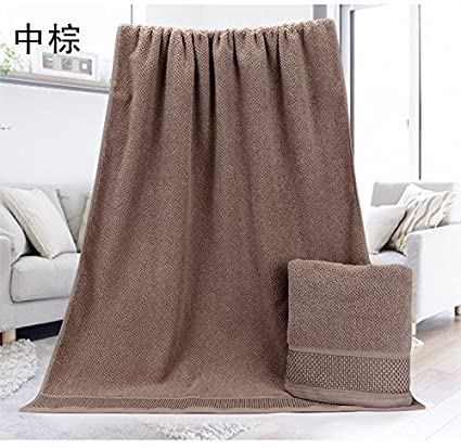 KK&MM Toallas de algodón puro, los ni?os adultos caseros toallas de lavado fuerte para los hombres y las mujeres pelusa toalla grande: Amazon.es: Hogar