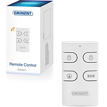 Eminent EM8621 - Mando a distancia para alarmas inalámbricas