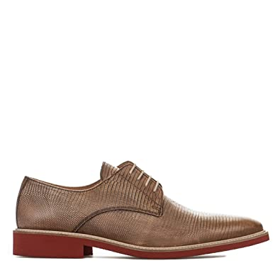Valdorini Men's Shoes Lace up Natural bel 0028 Millim