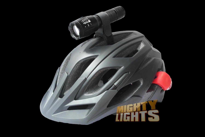 Cree Xml T6 Mtb Lights Helmet Mount Torch Light Head
