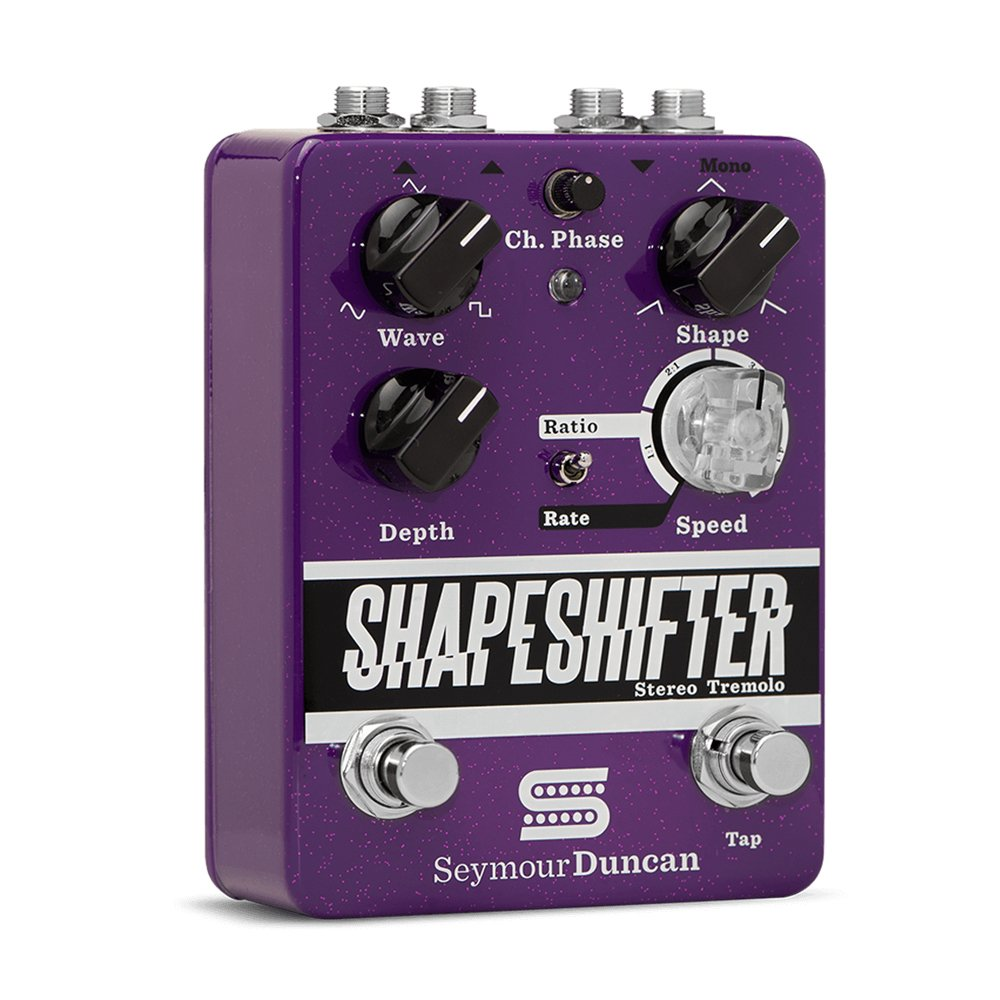 Seymour Duncan ShapeShifter Stereo Tremolo