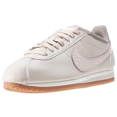 Nike W Classic Cortez Leather Lux damen glattleder sneaker low -  associate-degree.de 44803c16c8