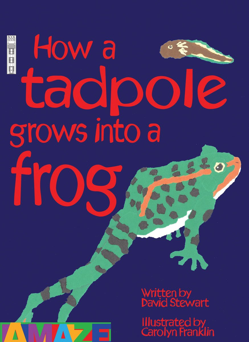 How This Tadpole Grows into This Frog (Amaze) (Amaze) ebook