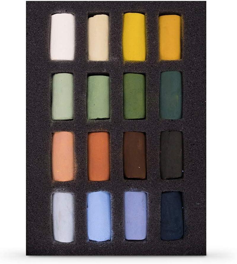 Unison Soft Pastels Set of 8 Landscape