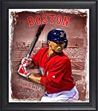 Best Sports Memorabilia Sports Memorabilia Collage Makers - Mookie Betts Boston Red Sox Framed 15