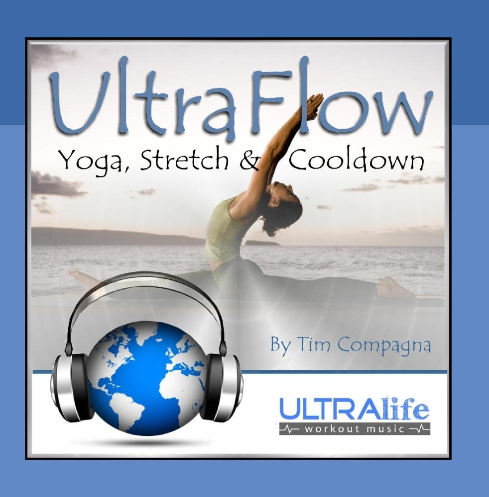 Various Artists - UltraFlow Yoga, Cooldown & Stretch Music ...