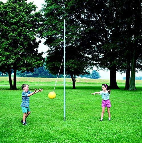 Sportime 370 In Ground Tetherball Pole
