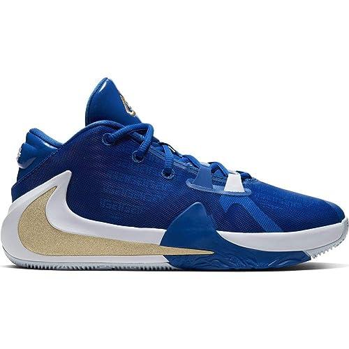 Amazon.com: Nike - Zapatillas de baloncesto para niños (5 ...