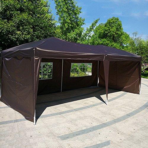 FCH 10×20 EZ Pop Up Canopy Tent