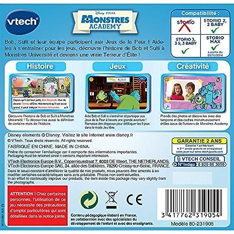 Dora la Exploradora VTech 80-230605 vídeo - Juego (Soporte físico, Educativo, Vtech, EC (Niños), Eng, Básico)