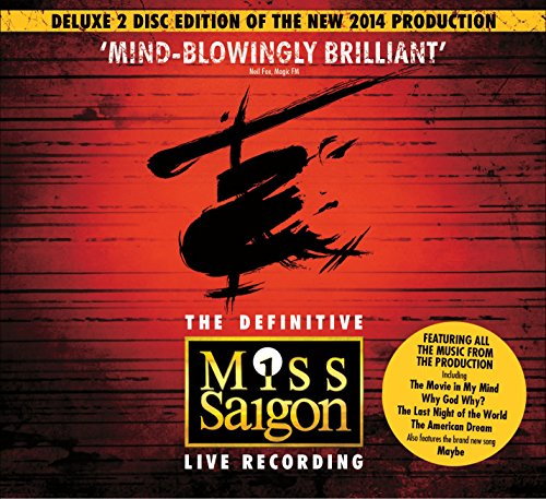 Miss Saigon - 25th Anniversary [2 CD]