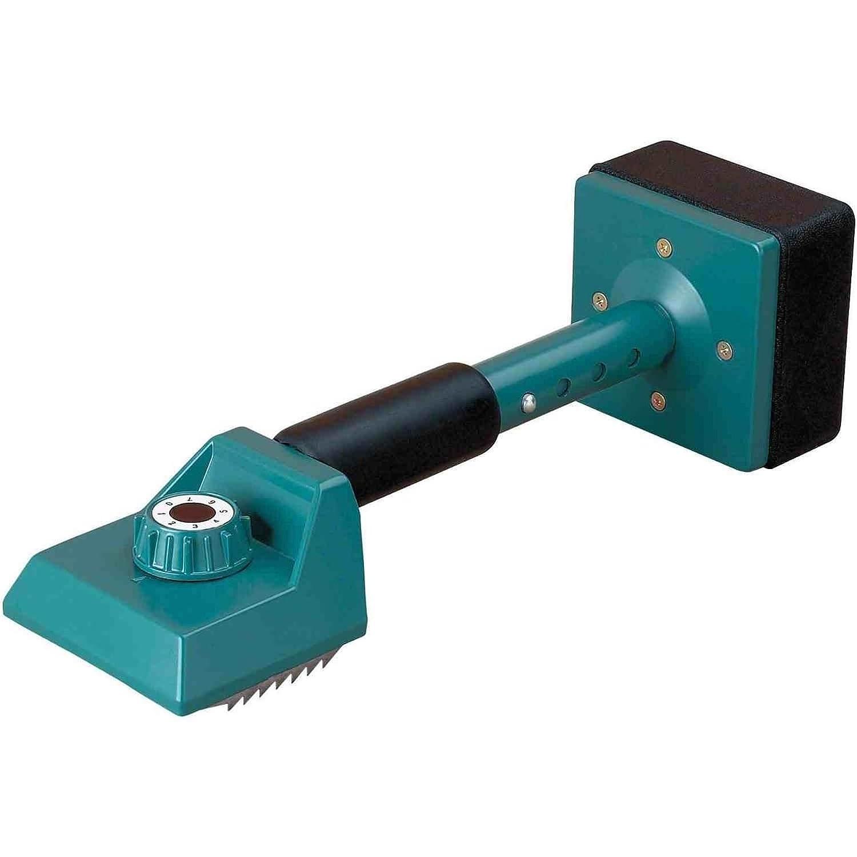Oypla Professional Knee Kicker Stretcher Carpet Fitters Gripper Tool - Green 3338OYP