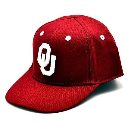 Amazon.com   Licensed NCAA (OU) Oklahoma Sooners Team Logo Infant ... 7e287fa8599