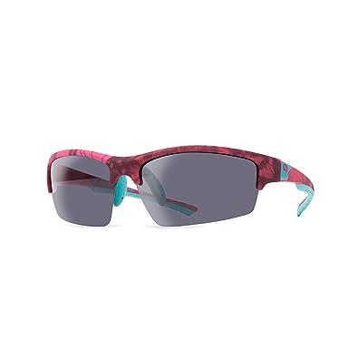 4b2fd14565 Amazon.com  Mossy Oak Brand Camouflage Polarized Sunglasses - Fletching Camo  - Pink  Shoes