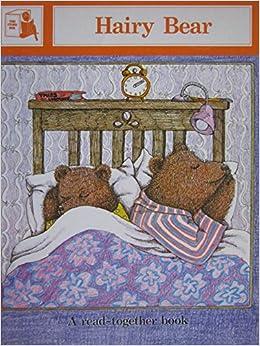 Amazon Com Hairy Bear Story Box Read Togethers 9780868670430 Joy Cowley Deidre Gardiner Books