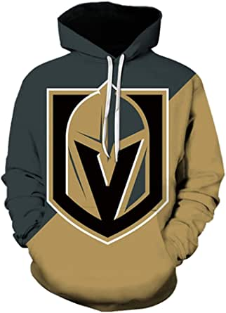NHL Hoodie Heren Sweatshirt Met Lange Mouwen Veldhockeykleding Lente Herfst Jersey Hoodie Hockey fan Kleding