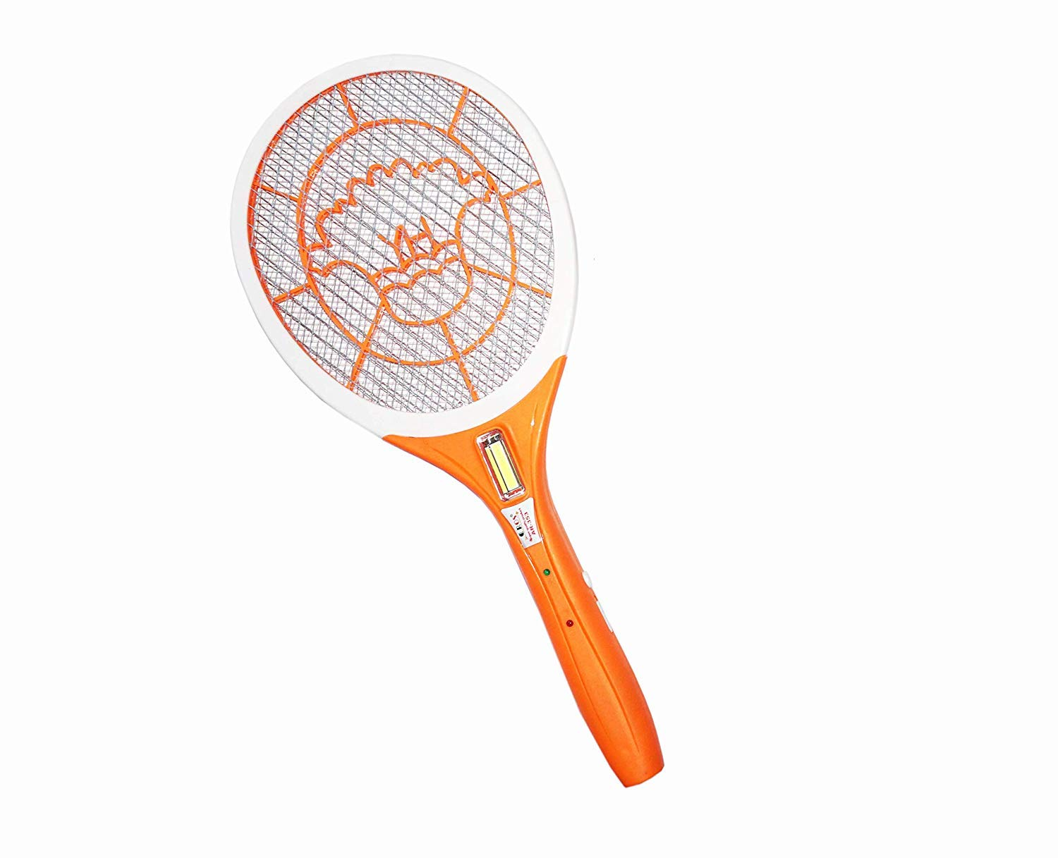 Achara-E-Com Mosquito Killer Swatter Rechargeable 100 % Environment-Friendly Shock Proof-Safe Zapper Bat Racket with Torch for Human , Pets, Standard Size, Multicolour (B07SCZ6BSP) Amazon Price History, Amazon Price Tracker