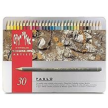 Caran D'ache Pablo Color Pencils Set Of 30