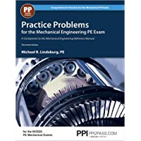 PPI Practice Problems for the Mechanical Engineering PE Exam, 13th Edition (Paperback) – Comprehensive Practice Guide for the NCEES PE Mechanical Exam ... Practice for the Mechanical Pe Exam)