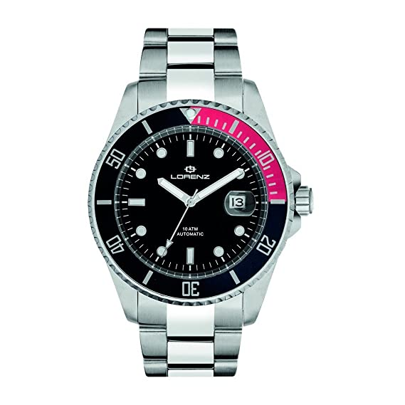 Lorenz 026959BB reloj mecánico automático para hombre