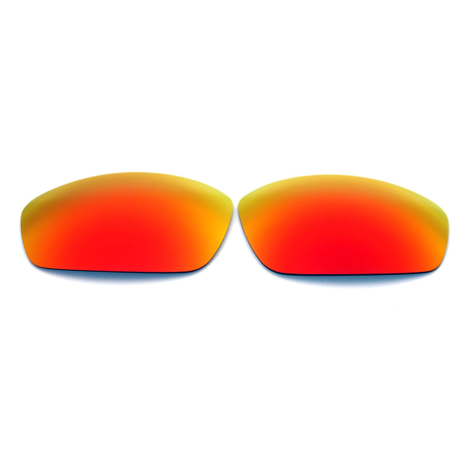 Polarized Replacement Lenses for Spy Optic Kash Sunglasses Fire Red