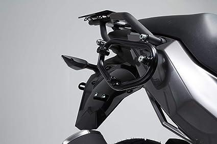 SW Motech, HTA.08.875.11000 SLC Lado portaequipajes para Kawasaki Versys de X300