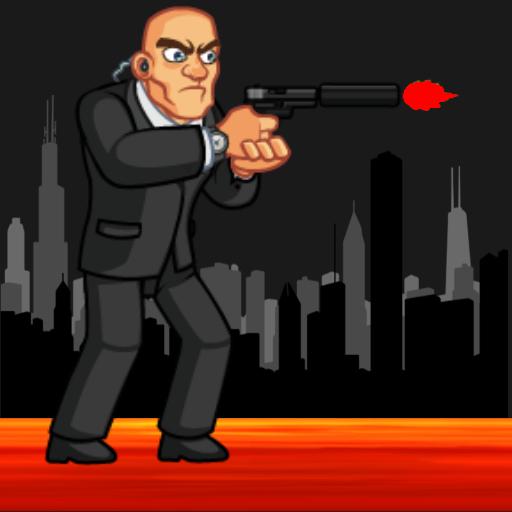 SPY KILL 2 : Platform Shooter