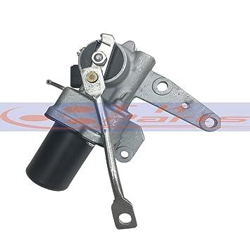 tkparts nueva rhv4 17201 – 51020 1720151020 vb22 Turbo eléctrico actuador wastegate ladedruckregler para 2008 –