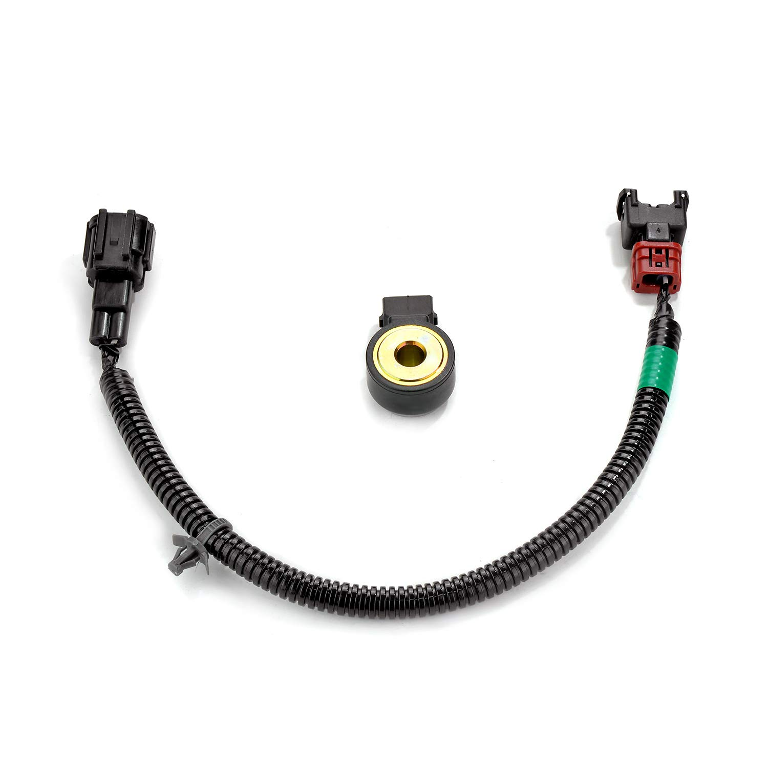 Amazon.com: LIMICAR Knock Detonation Sensor with Wiring Harness KS79  2206030P00 Compatible w/Infiniti G20 I30 J30 M30 Q45 QX4 Mercury Villager  Nissan 200SX ...