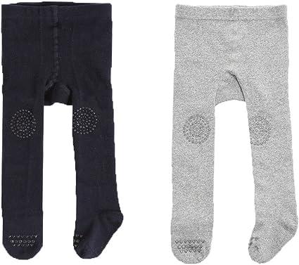 Ceguimos 2 Pack Baby Boys Girls Cotton Tights Leggings Pantyhose