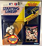 1992 Starting lineup Frank Thomas Chicago Whitesox sports superstar collectibles MLB with poster