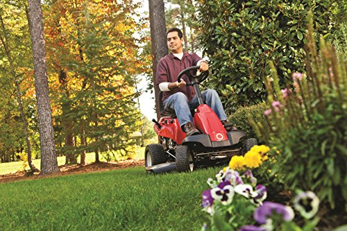 riding mower for large lawns