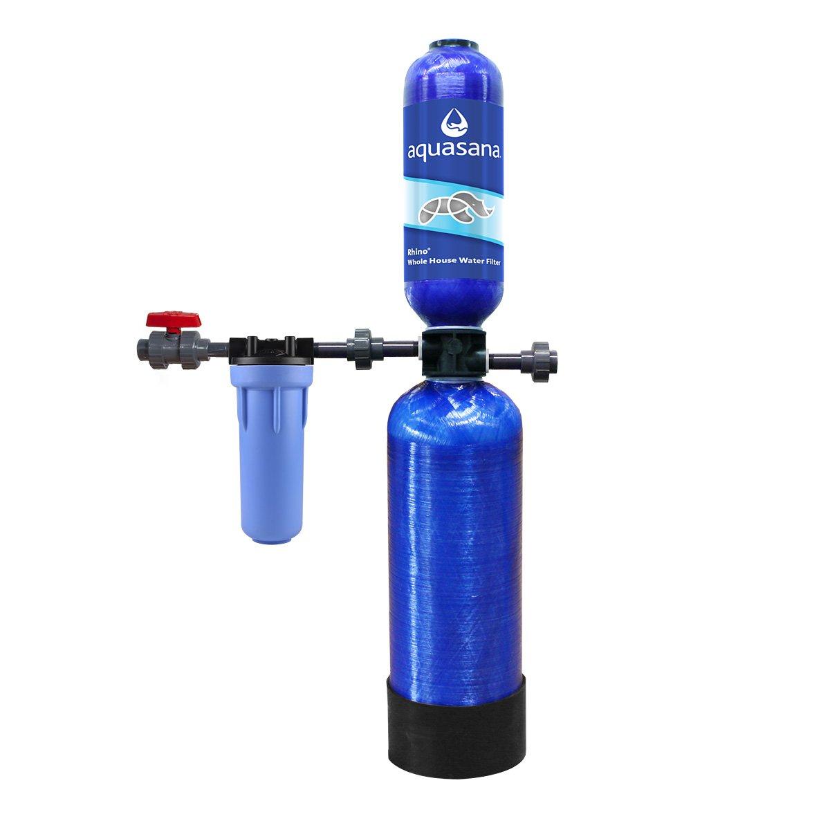 Aquasana EQ-300 Rhino 3-Year, 300,000 Gallon Whole House Water Filter