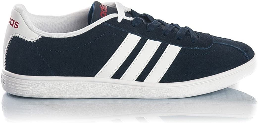 adidas Zapatillas de Lona para Hombre Azul Azul Marino