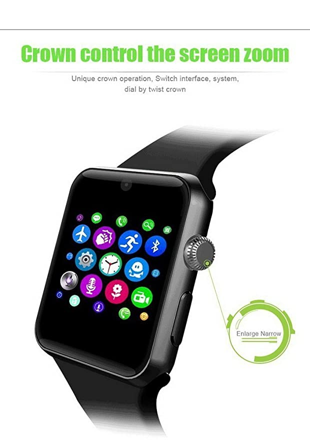 Smartwatch Reloj Inteligente Stoga SW25 Bluetooth Smart Watch ...